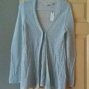 Anthropologie Light Knit Sweater (NWT)